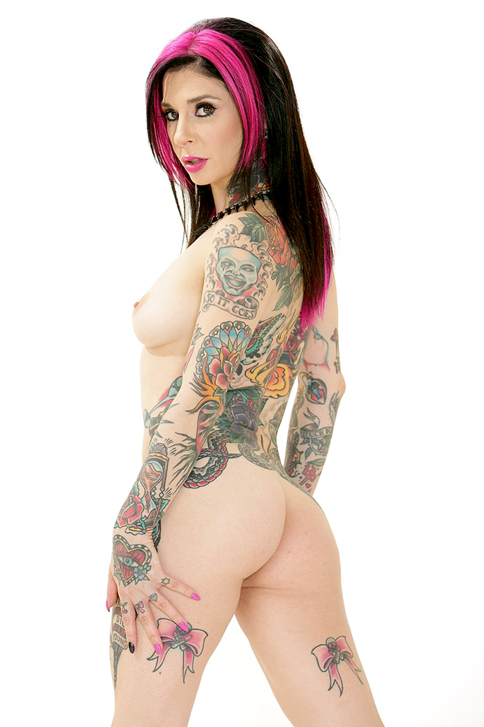 Joanna angel and 2 emo babes analed by 1 lucky guy - 1 1